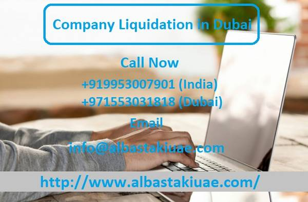 Get Company Liquidation in Dubai without Any Difficulty