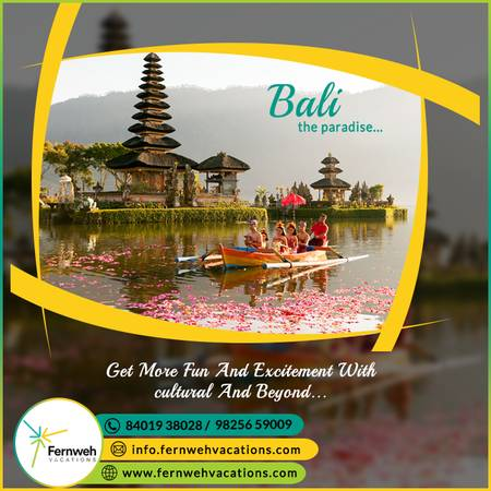 Book Bali Tour Package from Ahmedabad at Affordable Prices