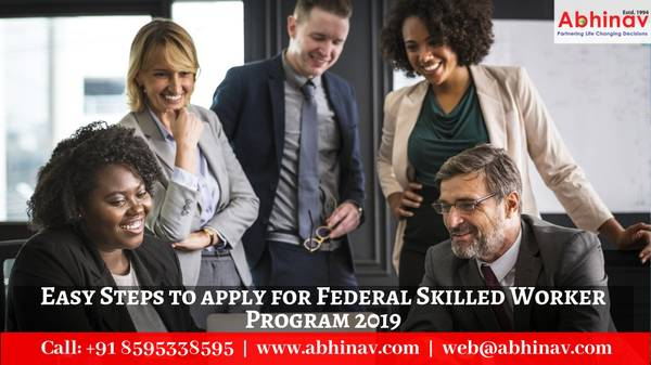 Easy Steps to apply for Federal Skilled Worker Program