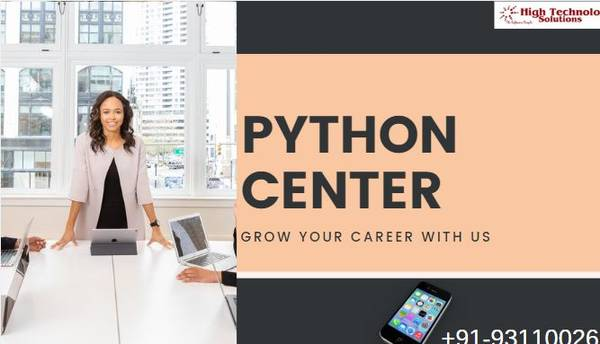 Get the best Python Training in Delhi, India