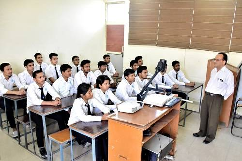 One of the leading AME colleges in India