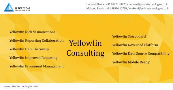 Yellowfin Consulting Mumbai Pune Bangalore Delhi Chennai