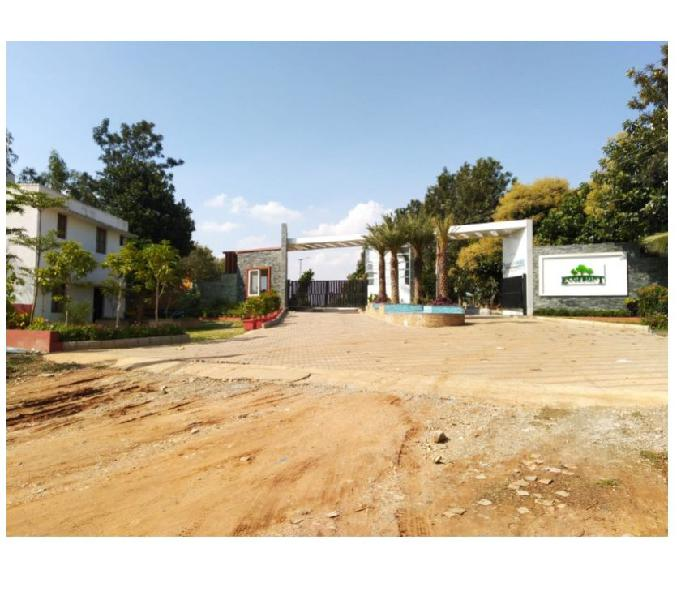 2020th Year's upcoming Villas for sale in Jigani