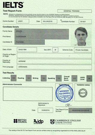 BUY IELTS CERTIFICATE