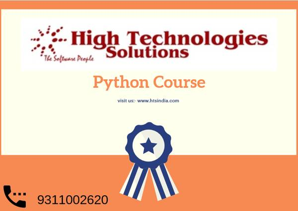 Get best python training course in delhi with placement.