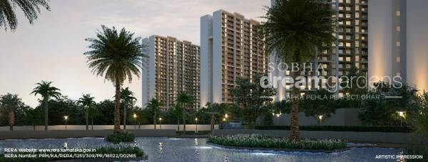 Check out luxury apartments in Bangalore for sale by reputed