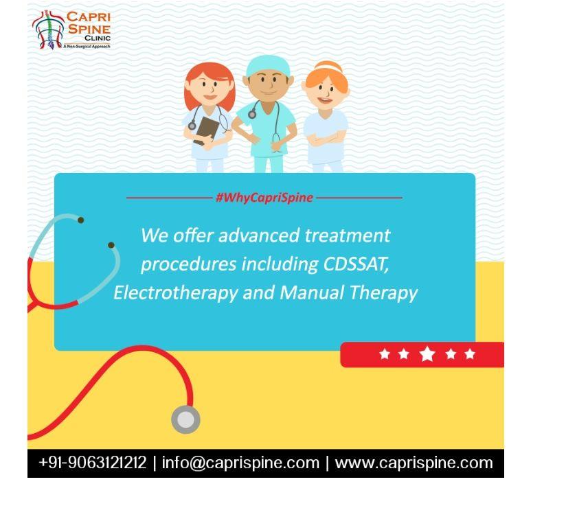 Best Spine Doctors in Delhi Delhi
