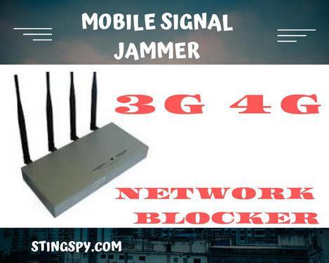 Buy portable mobile signal jammer in Delhi NCR