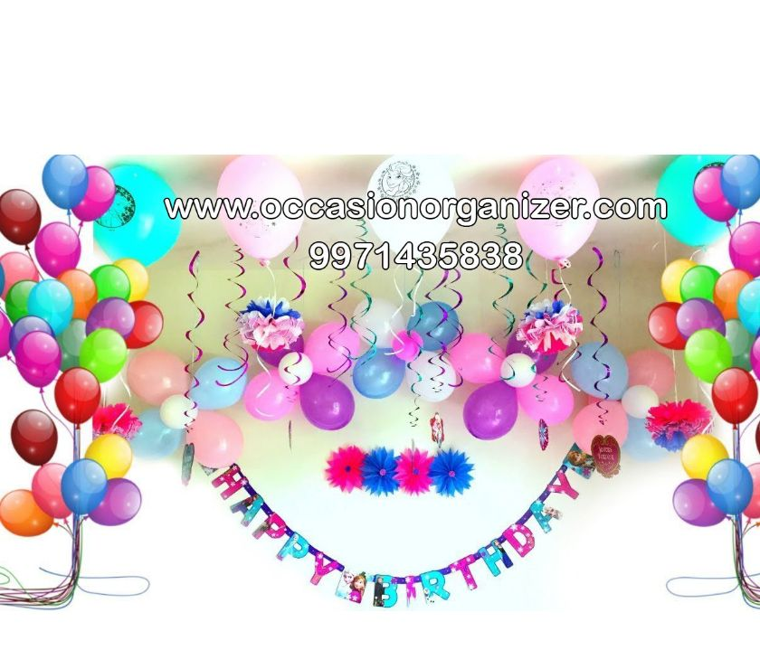 Looking for the best Birthday planner in Shahdara New Delhi