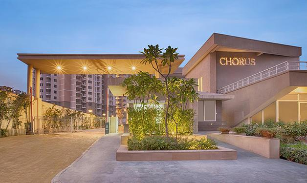 Luxury Amenities Experion The Heartsong at Sector 108
