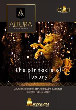 specifications of altura by elan group in sector 80 Gurgaon