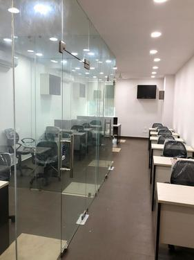 800sqft Furnished office space for rent at New Town