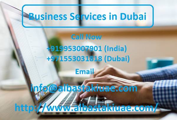 Get Affordable Business Services in Dubai without Any Hassle