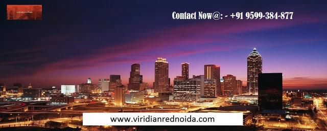 Get office spaces under WTC at Viridian Red Noida