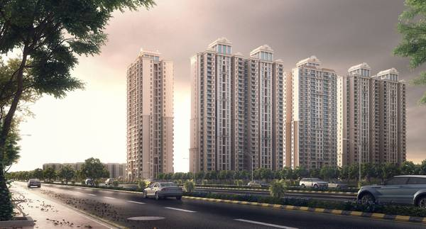 ATS Rhapsody: 3 BHK+Store Apartments in Noida Extension