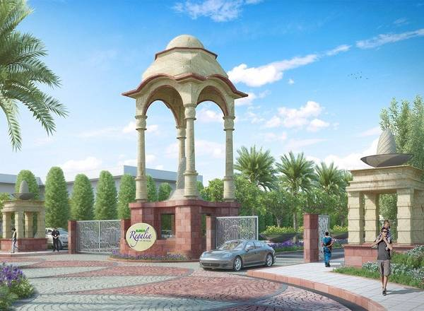 Eldeco Regalia: Residential Plots for Sale in IIM Road,