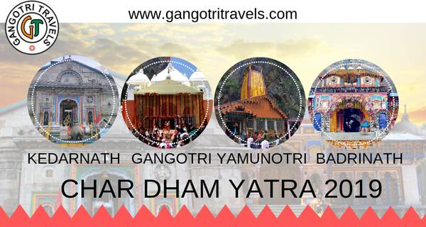 Get the Finest Haridwar Yamnotri & Gangotri Tour Package