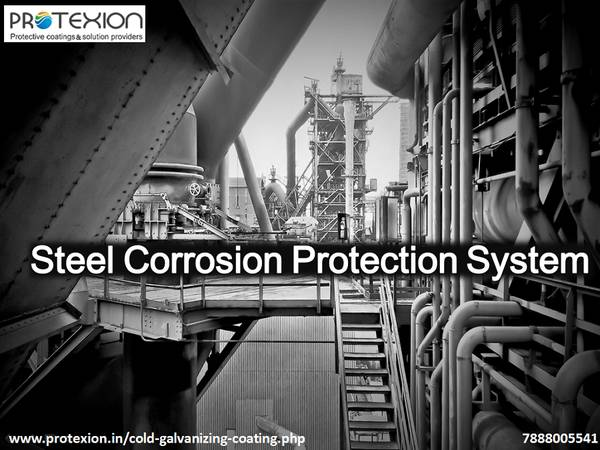 Steel Corrosion Protection with Galvanizing Coating