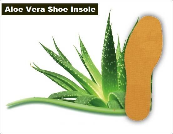 Best Aloe Vera Shoe Insoles in India