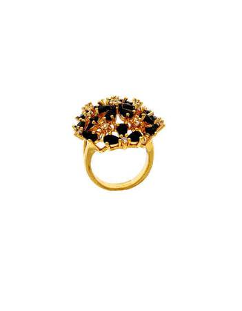 Buy Latest American Diamond Rings For Women Online at