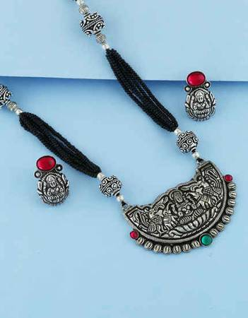 Buy Oxidised Jewellery Online at Anuradha Art Jewellery