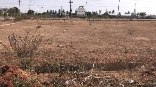 Open Plot For Sale in hosur road, attibele, Banglore