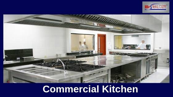 Organise your commercial kitchen for higher performance.