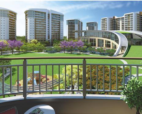 Rishita Mulberry Heights 2BHKStore Apartment in Ansal API