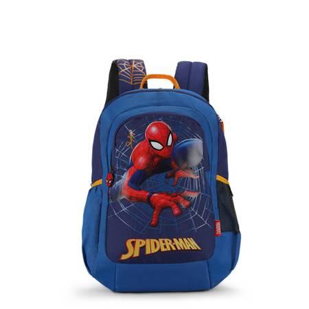 Skybags SB Marvel Spiderman Blue School Backpack Bags