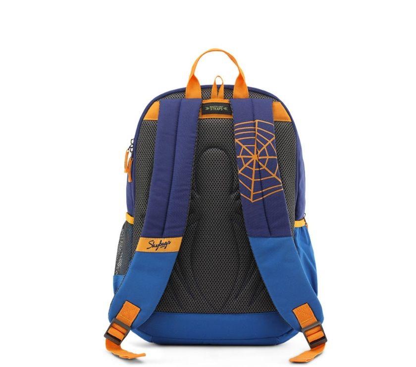 Skybags SB Marvel Spiderman Blue School Backpack Bags Mumbai