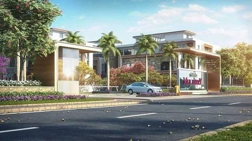 Ultra Luxury Villas in Rishita Mulberry in Sushant Golf City