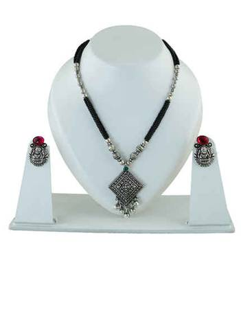 Buy Oxidised Jewellery & Silver Jewellery Online at Low