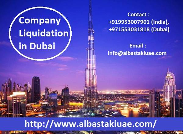Company Liquidation in Dubai without Any Problem