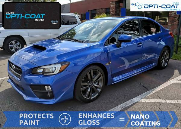 Get Creative Service of Ceramic Coating for Cars