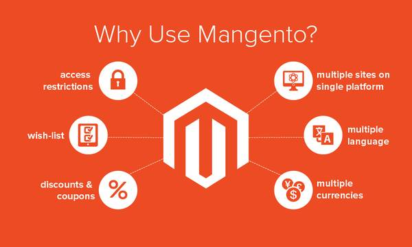 Magento eCommerce Website Development Company Delhi