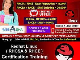 RedHat Linux Cluster Storage Training in pune