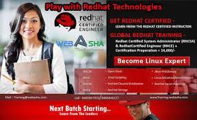 best Redhat Linux Cluster Storage Training in pune