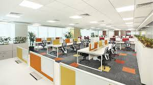 sq.ft, plug n play office space for rent at victoria