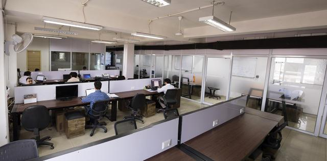Commercial Office Space 9500 sqft for rent in Viman Nagar Ce