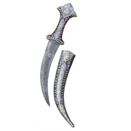 INDO PERSIAN SILVER DAGGER
