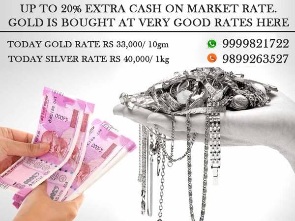 Silver Buyers In Rohini Delhi