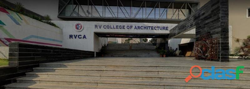 RV College of Architecture Placements | Placements in RV