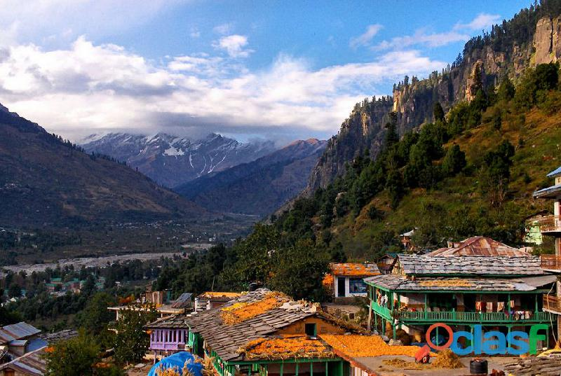 Himachal Tour Packages From Mumbai