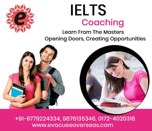 Immigration Consultants for IELTS Coaching Classes in