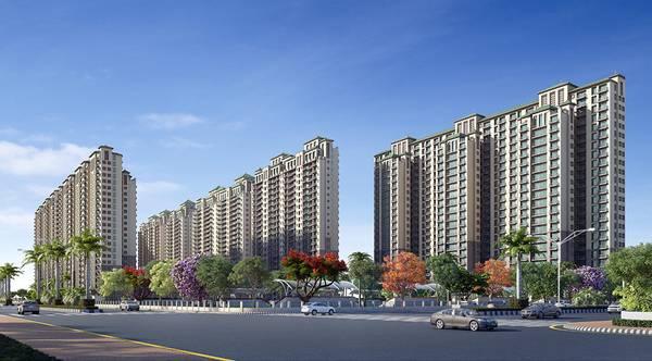 ATS Le Grandiose - 3/4BHK Homes in Sector 150, Noida