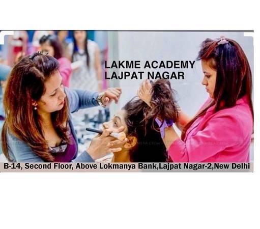 Beauty Courses in Delhi | Lakme academy Lajpat Nagar