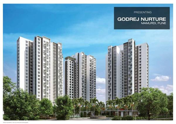 Buy new 2 & 3 BHK luxury Apartments in Pune