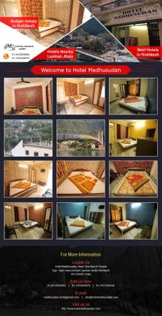 Cheap and Budget Hotels in Rishikesh and Hotels Nearby