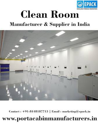 Clean Room Manufacturers