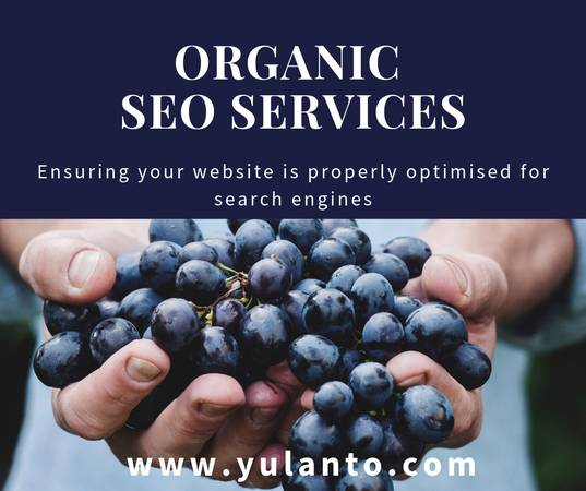 Organic SEO Services Company